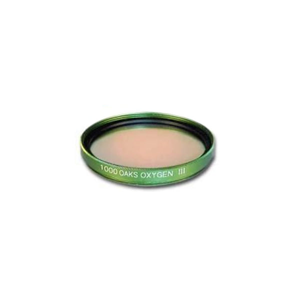 "1000 Oaks Oxygen III (OIII) Filter - 2"" Round Mounted"