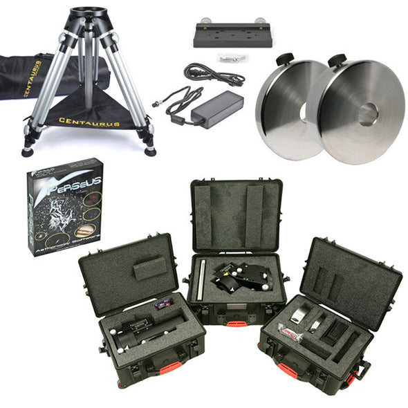 10 Micron GM 2000 HPS II Ultraport Tripod and Accessories [Full Package]
