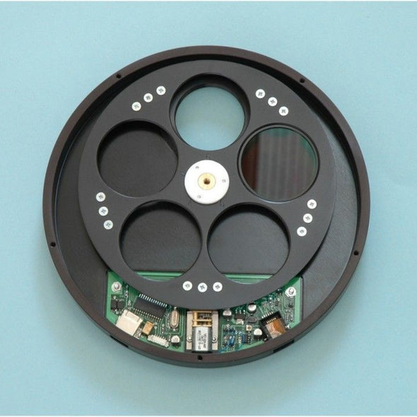 Starlight Xpress USB 5 Position 50.8mm Filter Wheel - SCT Female Input/ T Male Output