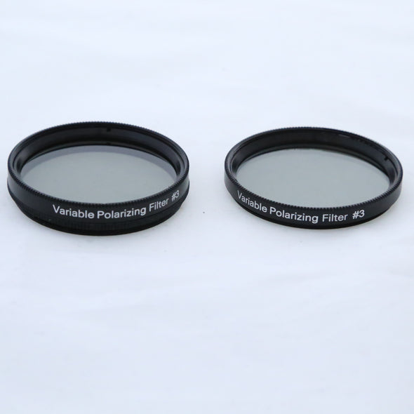 Future Optics Variable Polarizer Filter Set - 2""