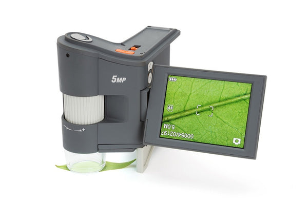 Celestron FlipView 5MP LCD Portable Microscope