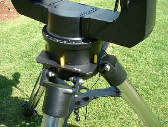 "Peterson Mounting Assistant for Meade 7""-12"" & 14"" LX90, LX200 & ACF Telescopes"