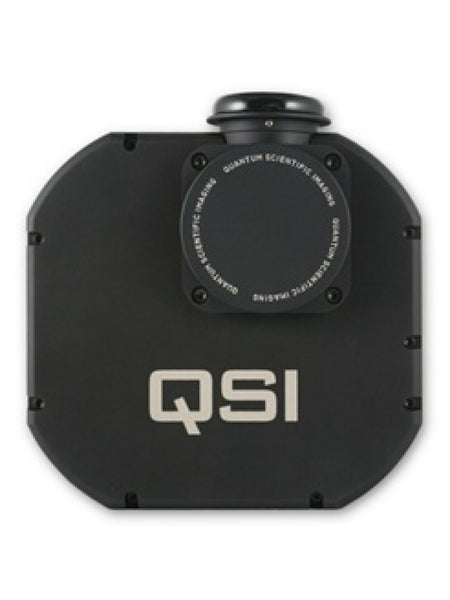 QSI 683WSG Mono CCD Camera - Mechanical Shutter,  8-Position CFW & IGP with C-Thread