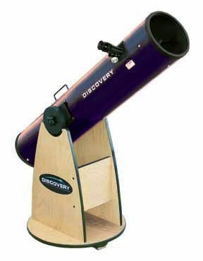 "Discovery 8"" f/7 Premium DHQ Dobsonian Telescope"