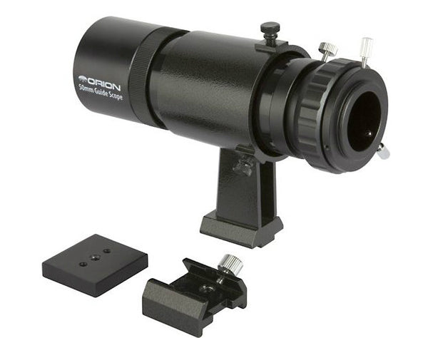 Orion Deluxe Mini 50mm Guide Scope with Helical Focuser