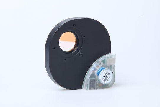 "QHY 6 POSITION COLOR FILTER WHEEL FOR 1.25"" FILTERS - SMALL"