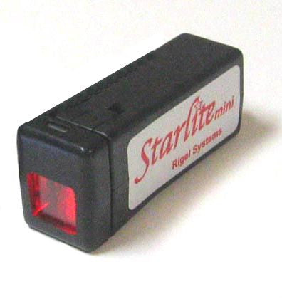 Rigel Starlite Mini Red LED Flashlight