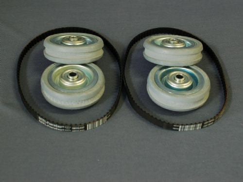 Technical Innovations ED Drive Assembly Wheels and Belts