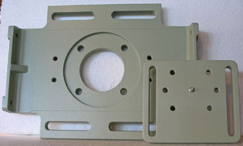 Takahashi Large Accessory Mounting Plate for NJP & EM-500