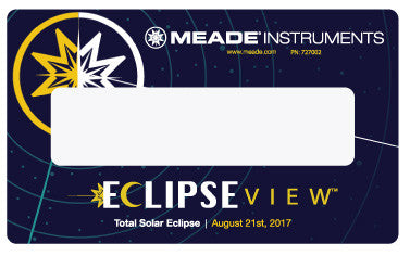 Meade Eclipseview Viewing Cards: 5pk