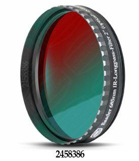 "Used Baader Planetarium 2"" IR Pass (685 nm) Filter"