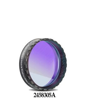 "Baader Moon and SkyGlow Filter - 1.25"" Round Mounted"