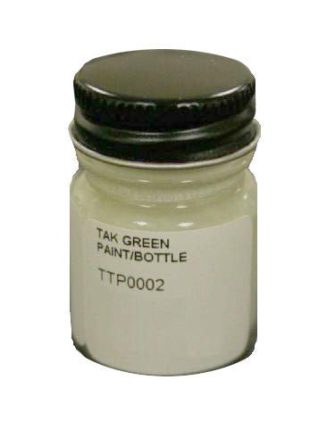 Takahashi Green Touch-Up Paint