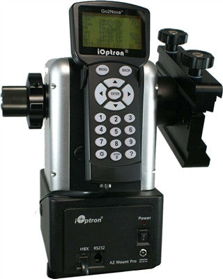 iOptron AZ Mount Pro (Mount Head Only)