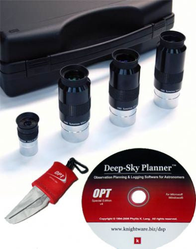 "OPT Gold Eyepiece Accessory Kit without 2"" Diagonal"