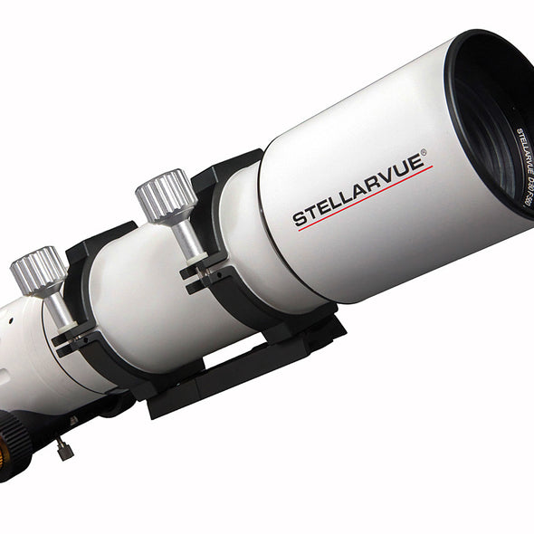 "StellarVue Access 80mm Super ED/2.5"" SV Focuser with D1029ED and Case Duplicate"
