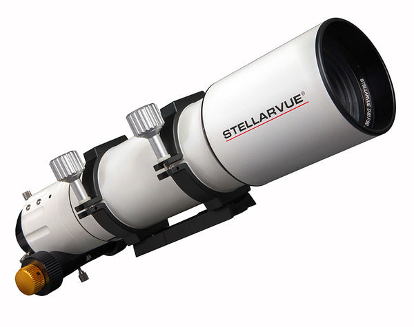 "StellarVue Access 80mm Super ED/2.5"" SV Focuser with D1029ED and Case"