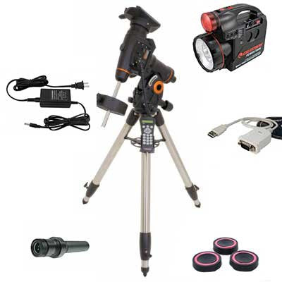 Celestron CGEM Computerized EQ Mount Bundle - Discontinued