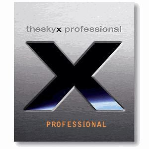 Software Bisque TheSkyX Professional for Windows