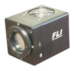 FLI MicroLine ML1107 Monochrome Spectroscopy CCD Camera - No Mechanical Shutter