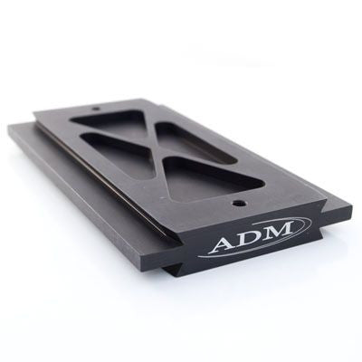 "ADM DMM7 - Male-to-Male 7"" Dovetail Plate"