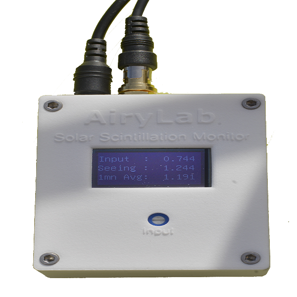 Airylab Solar Scintillation Monitor