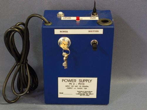 Technical Innovations 15vDC 10A Power Supply for 6' & 10' Domes