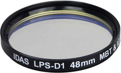 "IDAS Light Pollution Suppression (LPS) Filter w/ SCT Adapter - 2"" Round Mounted"