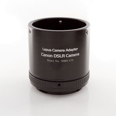 Optec Lepus Camera Adapter- Canon DSLR