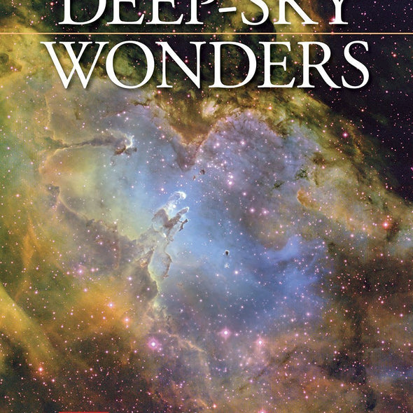 Deep-Sky Wonders Hardcover