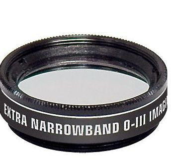"Orion OIII Extra Narrowband Filter - 1.25"" Round Mounted"