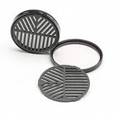 Farpoint Unmounted Bahtinov Mask for 52mm Camera Filter
