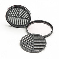 Farpoint Unmounted Bahtinov Mask for 58mm Camera Filter
