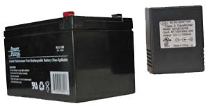 Takahashi 12V/12AH Gel Cell Battery with Charger