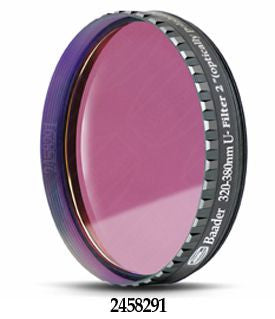 "Baader Ultraviolet Venus Filter - 2"" Round Mounted"