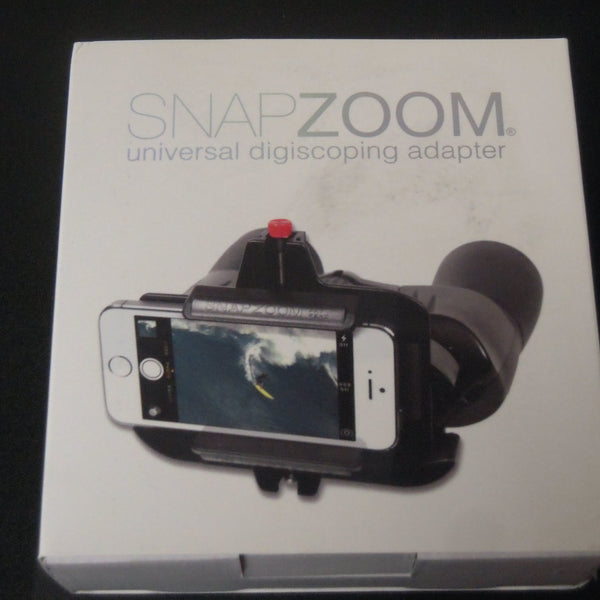OCT Snapzoom Smart Phone Camera Adapter