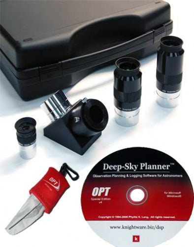 "OPT Gold Accessory Kit with 2"" Diagonal"