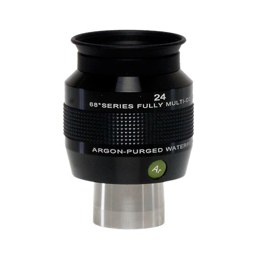 Explore Scientific 68 Degree Series 24mm Waterproof Eyepiece - 1.25""