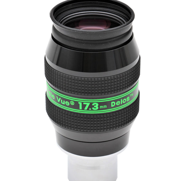 "Used Tele Vue Delos 17.3mm Eyepiece - 1.25"" - Sold"