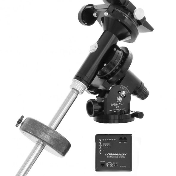 Losmandy G11 Equatorial Mount w/ Digital Drive