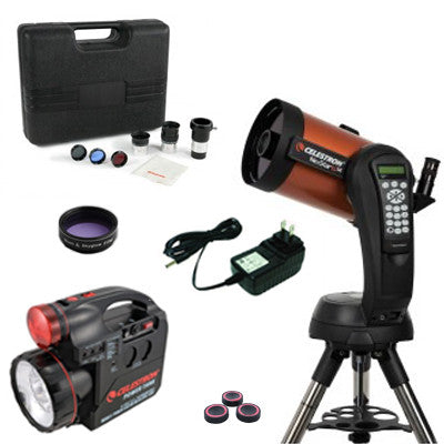 Celestron NexStar 6SE Computerized Telescope Bundle