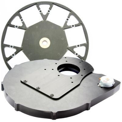 Apogee 7 Position Color Filter Wheel - 50mm Square