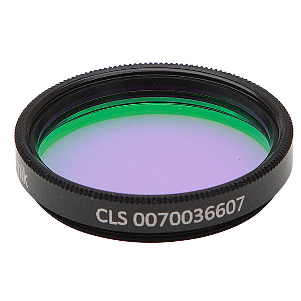 "Astronomik CLS Light Pollution Filter - 1.25"" Mounted"
