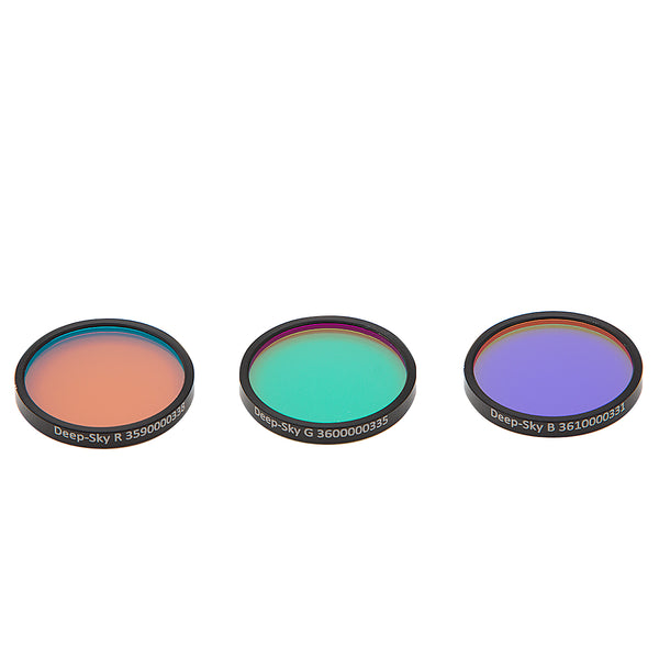 Astronomik Deep-Sky RGB Filter Set - 31mm Round Mounted