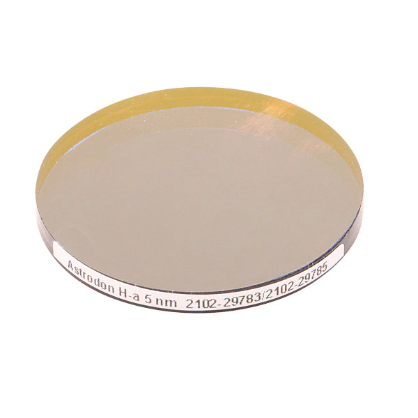 Astrodon H-Alpha Narrowband 5nm Filter - 36mm Round Unmounted