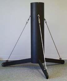 "Astro-Physics Portable Pier - 8"" Diameter, 32"" High"