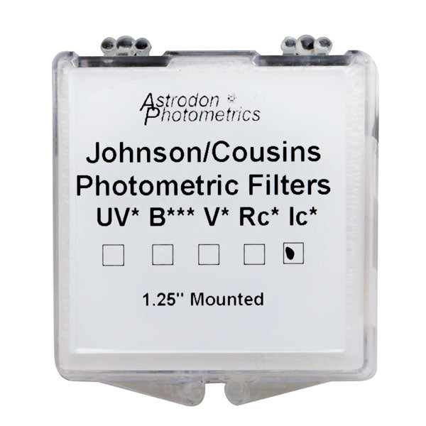 Astrodon Photometrics Johnson & Cousins UBVRcIc Ic Filter - 1.25""