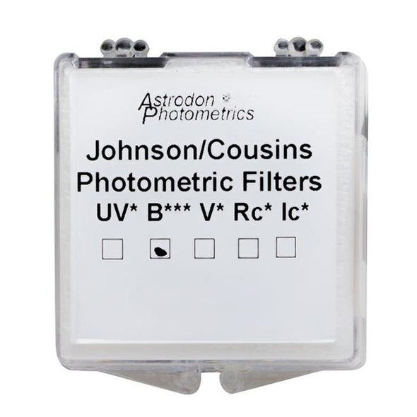 Astrodon Johnson & Cousins Photometric B*** Telescope Filter