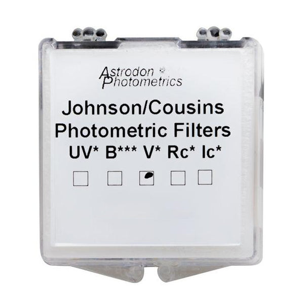 Astrodon Johnson & Cousins Photometric V* Telescope Filter