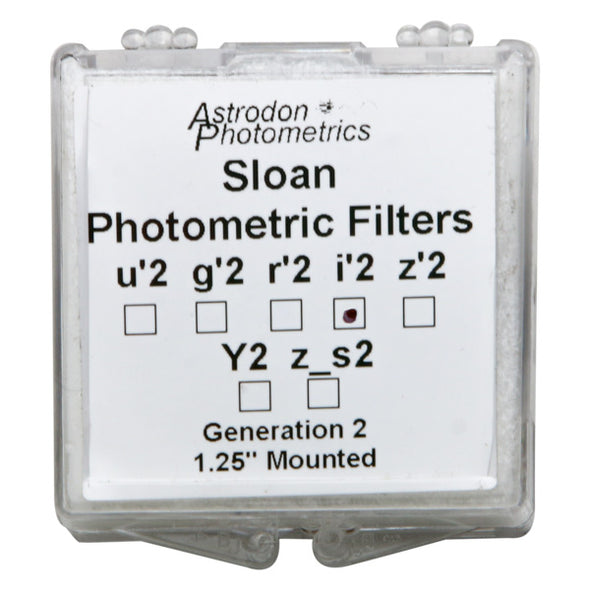 Astrodon Sloan Photometric i'2 Telescope Filter